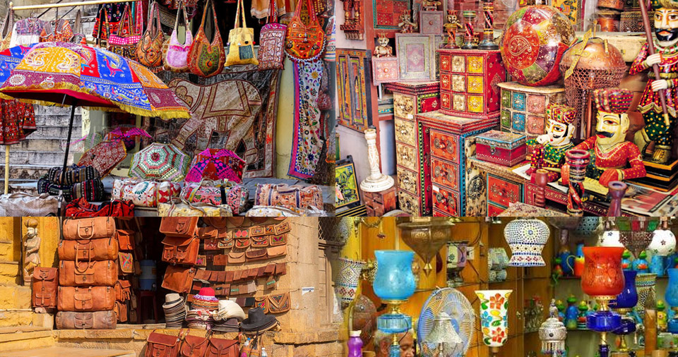 The Pink City A Perfect Shopping Guide For Shopaholics In