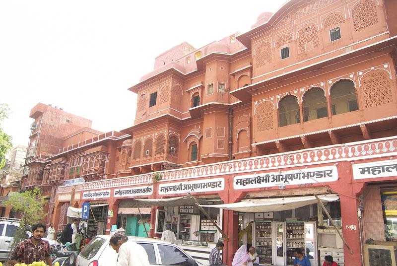 kishanpole bazaar
